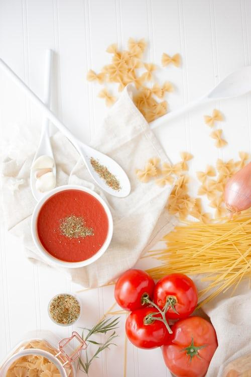 L'acidità del pomodoro